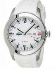 LACOSTE 2010627 Men's Watch White