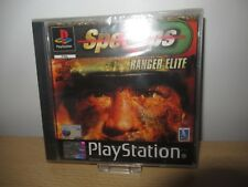 Spec. Ops : Ranger Elite Sony Playstation 1,ps1 Nuovo Sigillato Pal Versione