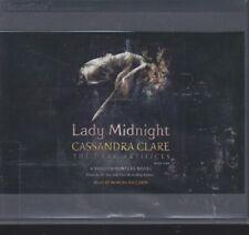 LADY MIDNIGHT by CASSANDRA CLARE ~UNABRIDGED CD AUDIOBOOK
