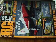 µ?. Revue RC PILOT Inter n°38 Plan encarté Voiture B66 & Tip Top / Easy Glider