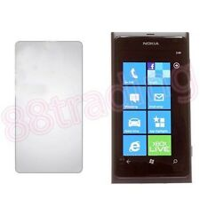 10 x front lcd screen protector guard film pour Nokia Lumia 800 lakkun