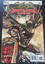 Bruce Wayne the Road Home Batman and Robin #1 One Shot 2010 Nicieza DC Comics