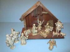 Complete Nativity Scene