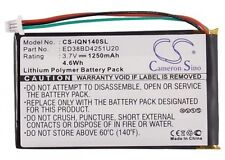 Battery for Garmin Nuvi 1400, 1450, 1450T, 1490, 1490T, 1490TV - USA Seller