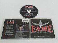 FAME-THE MUSICAL/ORIGINAL LONDON CAST RECORDING(POLYDOR 529109-2) CD ALBUM