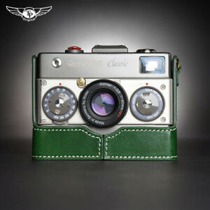 Rollei 35 Classic Half Case 35 Royal Camera Retro Cover Leather TP Handmade New