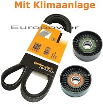 Keilrippenriemen-Satz VW Golf IV V VI JETTA PASSAT TOURAN 1.4 - 1.6 FSI TSI