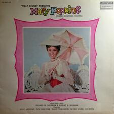 Various - Walt Disney Presents Mary Poppins (Original Soundtrack  / VG+ / LP, Al
