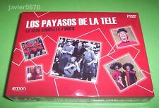 LOS PAYASOS DE LA TELE LA SERIE COMPLETA EN DVD PACK NUEVO Y PRECINTADO