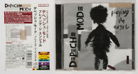 Depeche Mode ‎- Playing The Angel Japan CD w/Obi Bonus Mute ‎TOCP-66471 2005