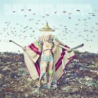 DIE ANTWOORD CD - MOUNT NINJI AND DA NICE TIME KID [EXPLICIT](2016) - NEW