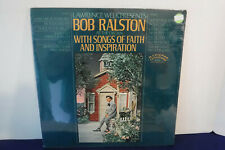 Bob Ralston, Songs Of Faith And Inspiration, Ranwood R 8058, 1969 SEALED organ