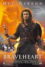 Sale Bn Braveheart BluRay & Bonus Disc Only Mel Gibson 1995 Action Classic