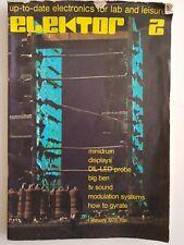 Elektor electronics magazine 16 editions - not for sale anywhere else on ebay