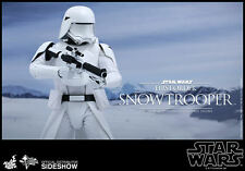 Hot Toys #902551 Star Wars First Order Snow Trooper 1/6 Scale Action Figure MIB