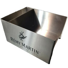 Remy Martin Stainless Metal Collectible Napkin Straw Swizzle Holder Man Cave