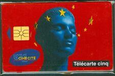 TELECARTE 5 UNITES  GN356 A UGC  CIUNECITE ROSNY 2  NSB