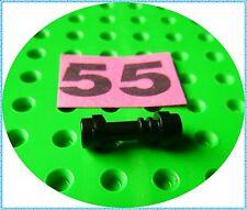 55 LEGO Star Wars Black Lightsaber Hilt  Part 64567 4598897