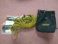 Guardian Fall Protection 04640 Kernmantle Horizontal Lifeline System 100 Foot