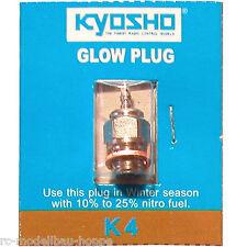 Kyosho Bougies De Préchauffage K4 74491