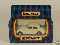 MATCHBOX MB-31 ROLLS ROYCE SILVER CLOUD II - 1987 - IN ORIGINAL BOX MIB [OF3-69]