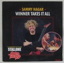 Over  the Top 45 Tours Stallone Sammy Hagar 1987