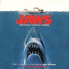 ohn Williams - Jaws The 25th Anniversary Edition [CD]