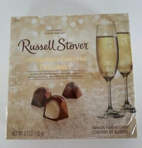 Russell Stover Champagne Flavored Chocolates EASTER LIMITED EDITION