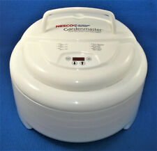 NESCO American Harvest GARDENMASTER Food Dehydrator and Jerky Maker FD-1020
