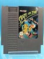 jeu video super nintendo nes loose BE EEC  skate or die