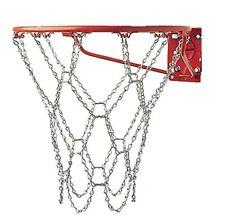 Champion Sports Heavy Duty Galvanized Steel Chain Basketball Net