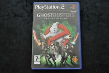 Ghostbusters The Video Game Promo For Display Purposes Only Playstation 2 PS2