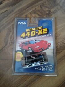 Tyco Magnum 440-X2 NASCAR #3 Dale Earnhardt Slot Car - NEW In Package