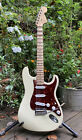 Fender American Stratocaster with Scalloped Neck Vintage Noiseless Pickups USA