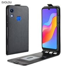 Vintage Flip Leather Cover for Huawei Honor 8A Pro Case Vertical Flip Case for