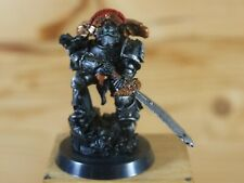 FORGEWORLD SPACE MARINE MKIV LEGION CHAMPION PAINTED (4228)