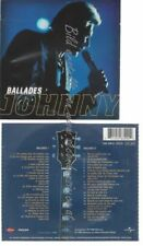 CD--HALLYDAY JOHNNY--    BALLADES VOL.&  