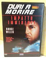 Impatto Imminente DVD Bruce Willis - Duri a Morire Fabbri Editori