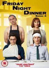 Friday Night Dinner Season 4 Series Four New DVD