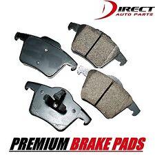 BRAKE PADS Complete Set Rear MD980 Disc Brake Pad - Semi-Metallic Pad, Rear