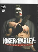 Dc Comics Joker Harley Criminal Sanity #4 first printing cover B
