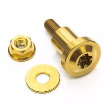 Aprilia Touno V4 Gold Titanium Mounting Screw For Master Cylinder Reservoir