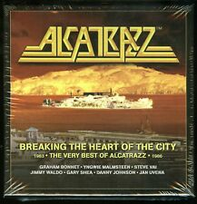 Alcatrazz Breaking The Heart Of The City The Very Best Of 1983-1986 3 CD new