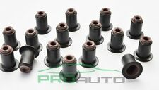 FORD FOCUS II CONVERTIBLE  2.0 TDCI.  VALVE STEM SEAL ELRING. 136.940. 16 PCS