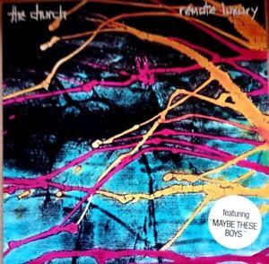 "The Church - Remote Luxury. 1984 12"" EP Parlophone Australia Minty."