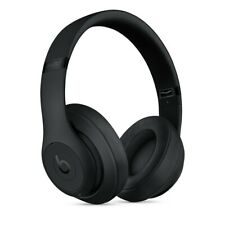 Cuffie over‑ear Beats Studio3 Wireless - Nero opaco