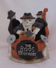 Yankee Candle Boney Bunch 2015 The Boos Brothers Jar Holder #1349307 NEW