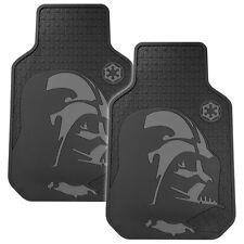 Plasticolor 001582R01 Star Wars Darth Vader Floor Mat Set New Free Shipping USA