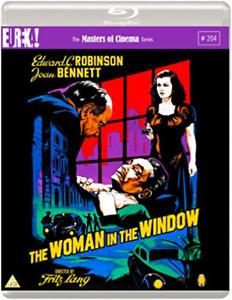 Woman In The Window BLU-RAY NEW