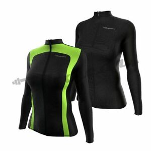 Ladies Cycling Jacket Windstopper Thermal Women's Running Jacket DBXGEAR